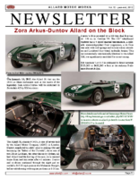 AMW Newsletter Vol.12 – Winter 2012