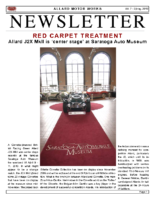 AMW Newsletter Vol. 7 – Spring 2010