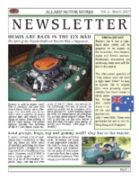 AMW Newsletter Vol. 2 – 2007